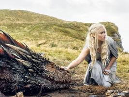 Emmys dragon
