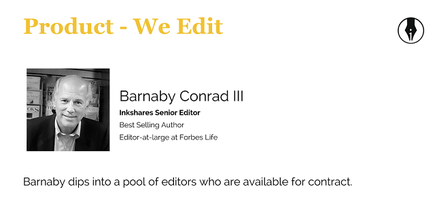 Inkshares editor