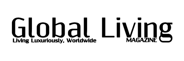 Logo global living magazine