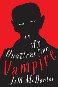 An unattractive vampire jim mcdoniel poster