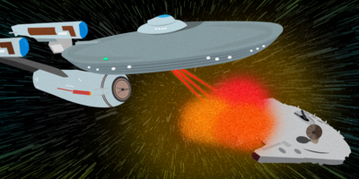 10 reasons star trek is better than star wars