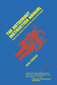 The astronaut instruction manual cover