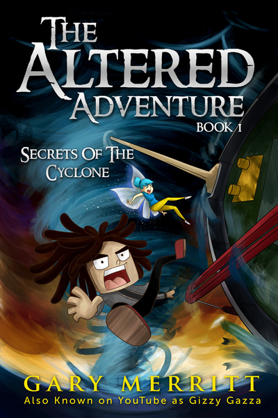 Update the altered adventure book cover