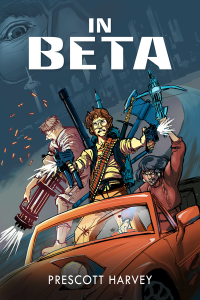 In beta cover