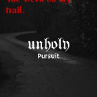 Unholy pursuit  the devil on my trail smaller size
