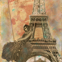 Josephine baker eiffel tower