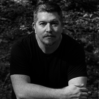 Author photo bw