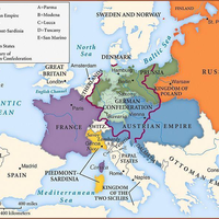 Map congress of vienna