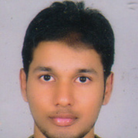 M. srujan joshi passport size photo