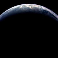 Rosetta earth image 2009