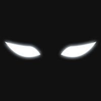 Mascot eyes