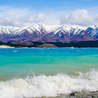 Lake pukaki nz 13