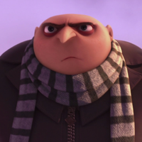 Gru facing vector