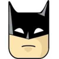 Batman icons set 1 by sareidia d2z56e7